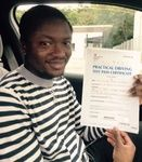 Congratulations to Bolaji olapade ( jay)  from Chatham Kent, who passed his practical driving test first time on 20th June with our Driving Instructor Amanda Norris   Jay passed his driving test at the Gillingham driving test centre.  Now getting around will be so much easier. Well done Jay this should really make a massive difference to you , and give you that all important independence. All the best for the future from your driving instructor Amanda and all the team at Topclass Driving…