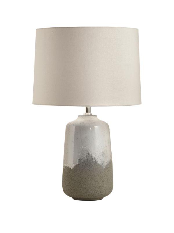NEW Drip Glazed Table Lamp