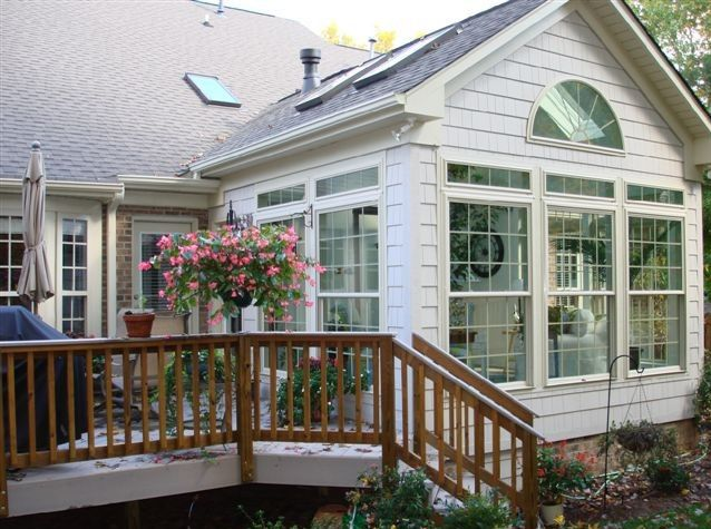 New Champion Sunroom Cost