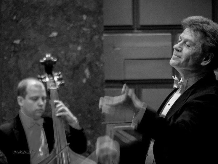 """într-o vineri, 12 Februarie 2016, la Ateneul Româm Robert Schumann: Uvertura""""Manfred"""" Concertul pentru violoncel și orchestră în la minor, op. 129 Simfonia nr. 3 în mi bemol major, op. 97,""""Renana..."""
