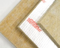 Thermafiber Mineral Wool Insulation