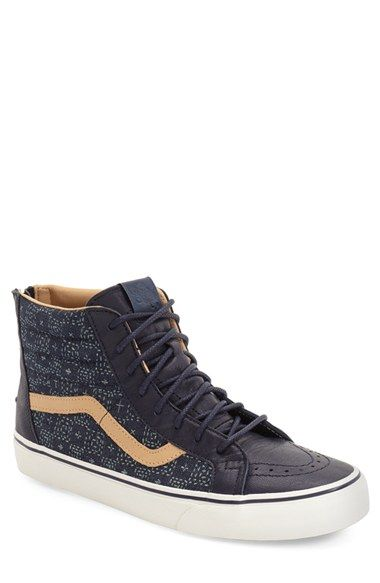 Addidas Mens Black Hightop Shoes