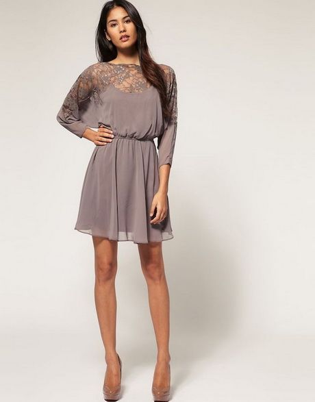 Nice Wedding guest dresses with sleeves