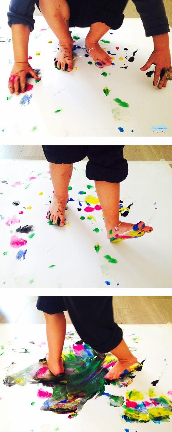 Matti per i colori!  Crazy for the colors!