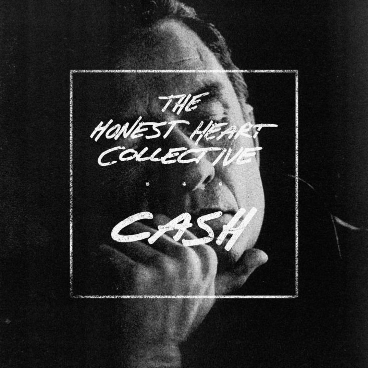 The honest heart collective and Johnny Cash A tribute to Johnny Cash on his 84th Birthday #cash #johnnycash #nashville