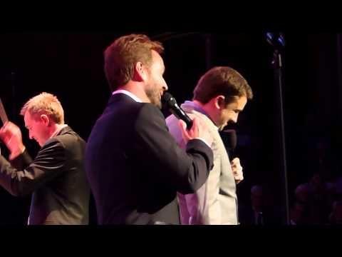 Alfie Boe & Jason Manford 'Volare' @ Royal Albert Hall 04.06.14 HD - YouTube