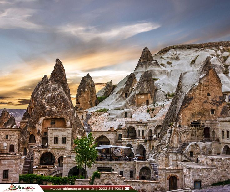 """Goreme, Turkey     