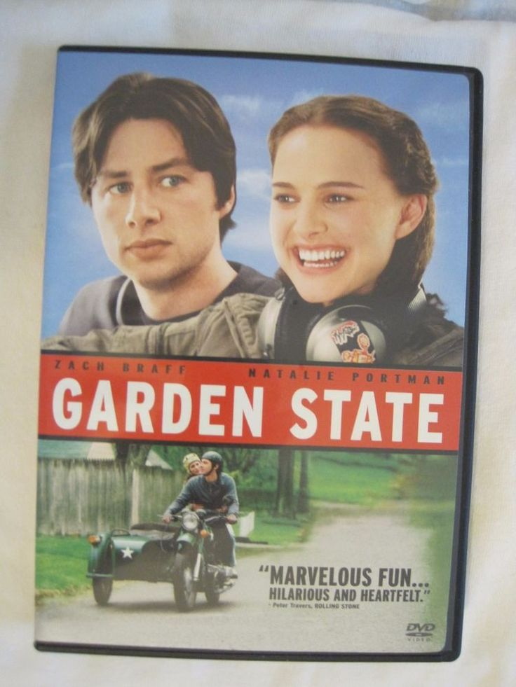 Natalie Portman interpretando a Sam en Garden State, 2004