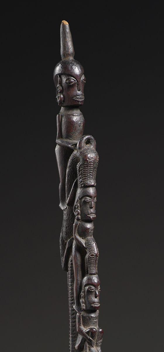 batak shaman staff (Tunggal Panaluan)