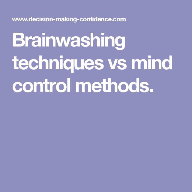 "essay about brainwashing Full text of the essay  //transanitycawordpresscom/2017/08/13/synanon-the-brainwashing  the brainwashing ""game"" & modern transgender activism."