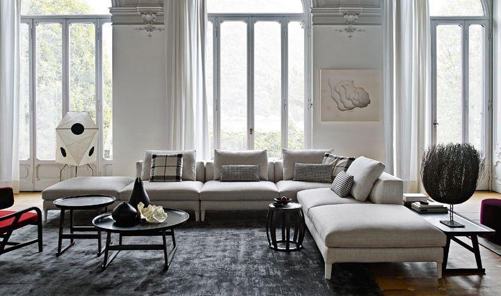 Arredi classici contemporanei maxalto dives interior for Arredi moderni interni