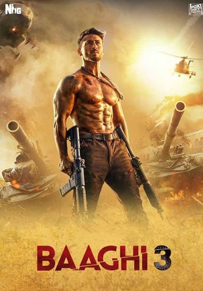 Baaghi 3 Album Songs Lyrics In Hindi In 2020