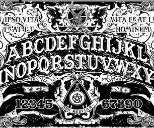 Più Di  Fantastiche Idee Su Ouija Table Su Pinterest - Ouija coffee table