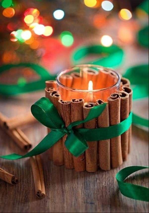 7 magníficas ideas para centros de mesa navideños - Decoracion - EstiloyDeco