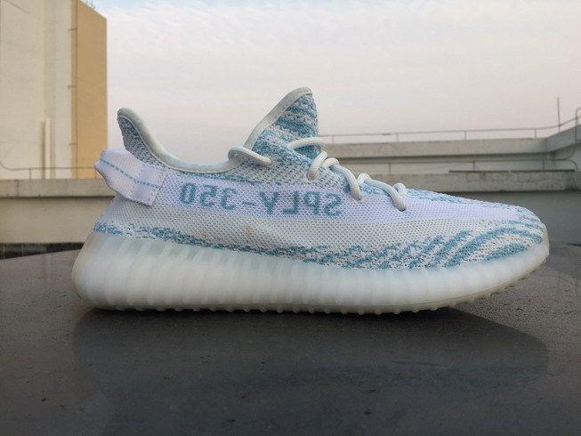 Fresh adidas Yeezy Boost 350 V2 Blue Zebra Boost For Sale
