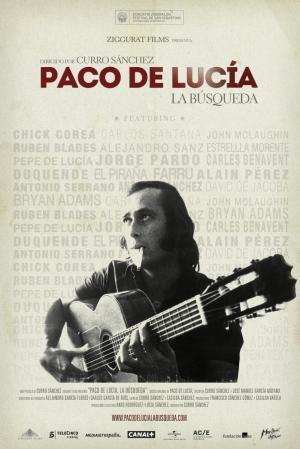 Paco de Lucía. La Búsqueda