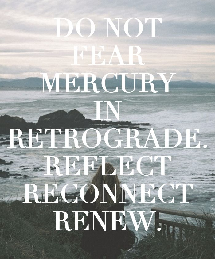Why Mercury in Retrograde is a Good Thing