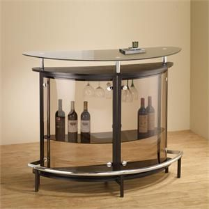 Black Bar Table Item #101065