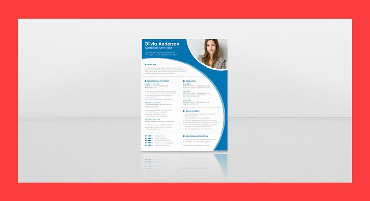 resume templates colorful - Google Search