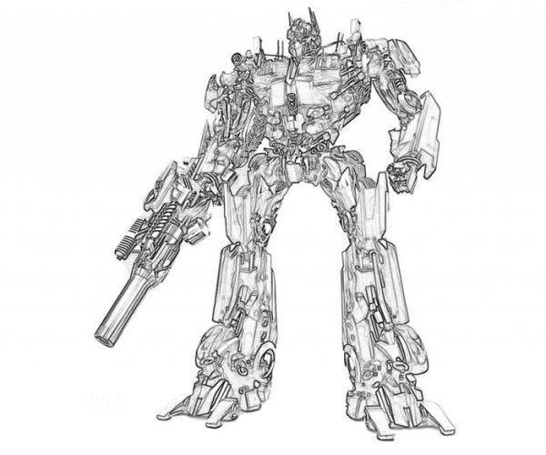 Optimus Prime Coloring Pages Pdf To Print Coloringfolder Com Optimus Prime Coloring Pages Transformers Drawing