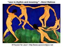 Bilderesultat for matisse jazz