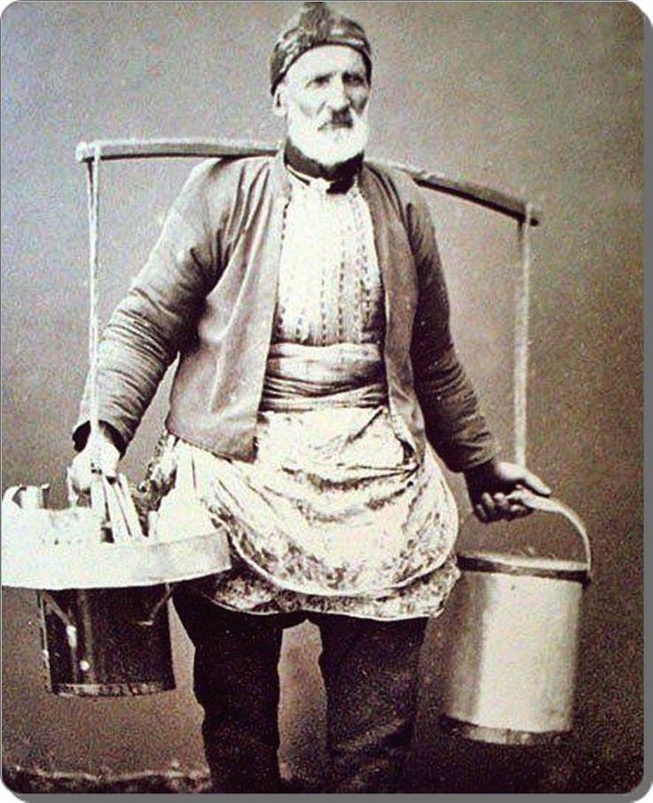 Dondurmacı - 1900 ler