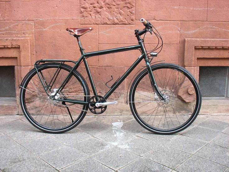 der radladen - fahrradgeschäft in mannheim: tout terrain 5th avenue rohloff - handtuned by der radladen