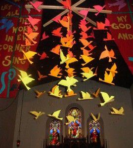 pentecost sunday origin