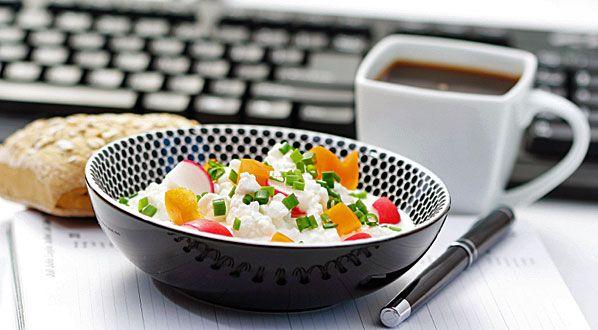Mittagspause, Snack & Co - gesunde Ernährung am Arbeitsplatz | Chefkoch.de Magazin