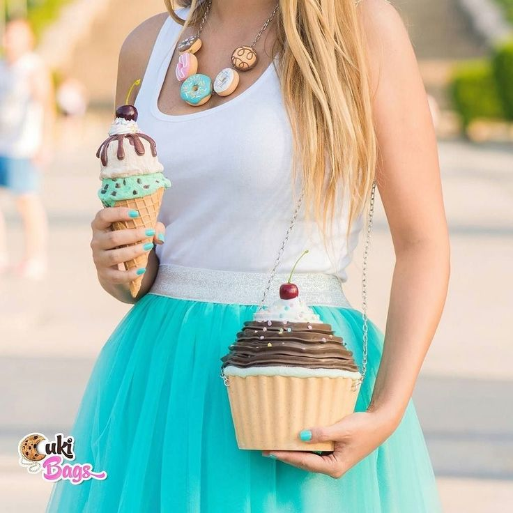 Sweet combo:  Donut necklace  Ice Cream prop  CUPCAKE handBAG ----worldwide shipping ---- link in bio  #CukiBags #cupcakelove #cupcake #cupcakes #ilovecupcakes #cherry #handmade #sweets #ilovesweets #sweettooth #delicious #insta #instafun #instalove #purses #bags #bag #purse #aquamarine #teal #chocolate #giantcupcake #instadessert #donut #donuts #icecream #fakefood #handmade #candygirl #purses  @anatudoraa  @deliciumic  @vasile.liviuoctavian