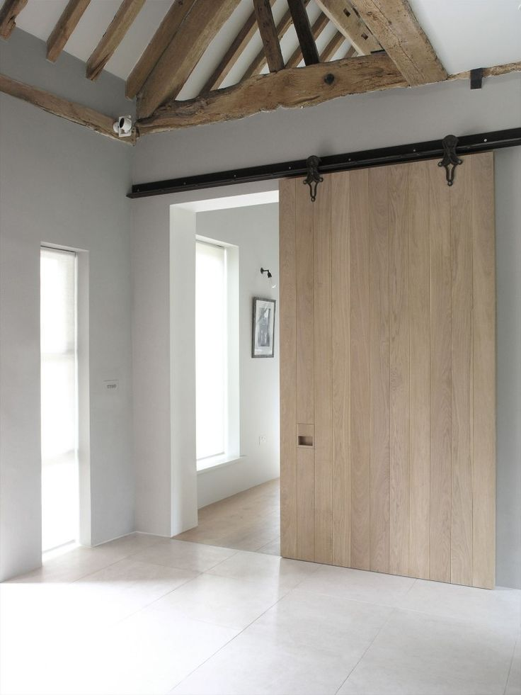 Best 25 modern barn doors ideas on pinterest modern for Modern sliding doors