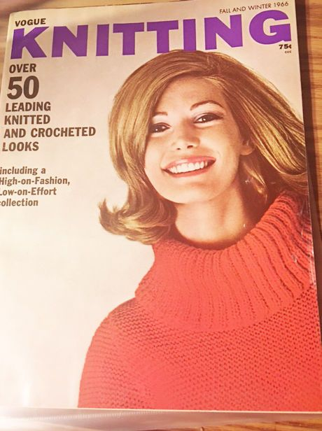 Vogue Knitting Book/Magazine, Designs Crochet, Fashion #Vogue