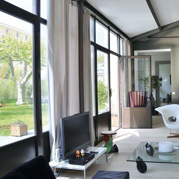 Une véranda-extension c'est 50 m2 en plus pour la maison
