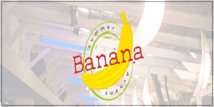 Banana Athens Bar 2016