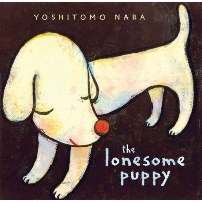 Japanese artist Yoshimoto Nara became captivated in the idea of creating art as a source of self-expression when he was provoked by his lonesome adolescence of post-World War II.: Yoshitomonara, Little Girls, Nara Yoshitomo, Yoshitomo Nara, Book Review, Beautiful Stories, Kids Book, Lonesome Puppys, Children Book