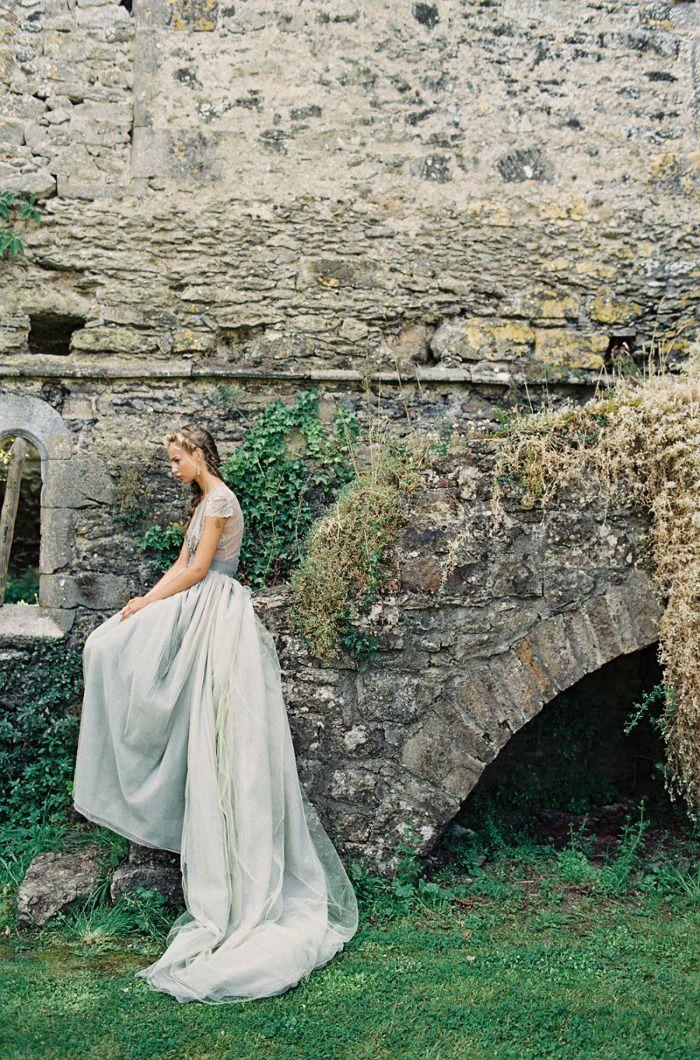 dustjacket attic: Wedding Inspiration | Fairytale Bride
