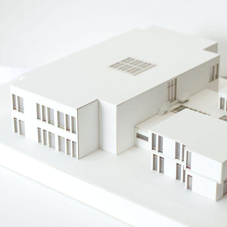 Makieta architektoniczne  / Architecture model
