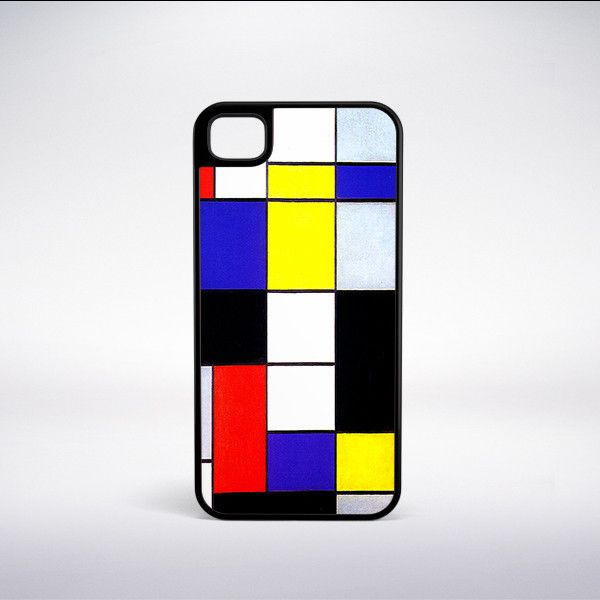 Piet Mondrian - Composition A Phone Case
