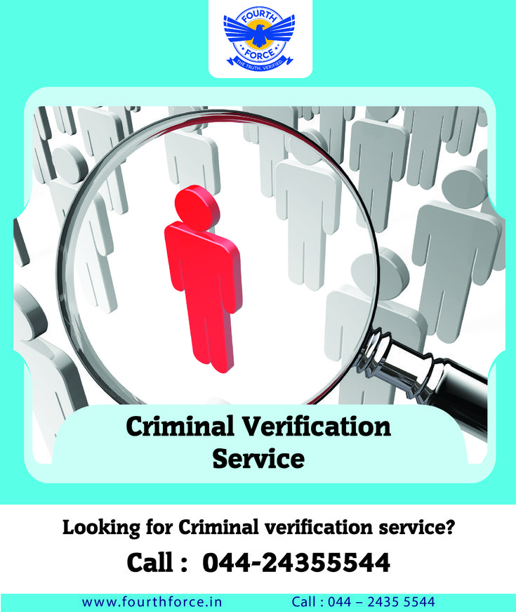 Fourth force handles all kind of verification services
