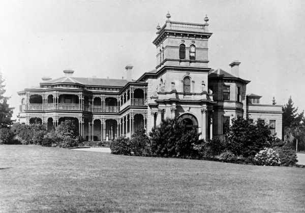 """""""Arranmore"""", Elsternwick, [home of] A. Rowan, esq [picture]. , State Library of Victoria"""