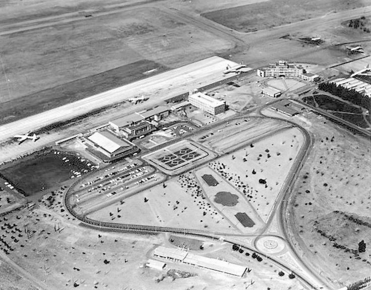 Jan Smuts airport 60's