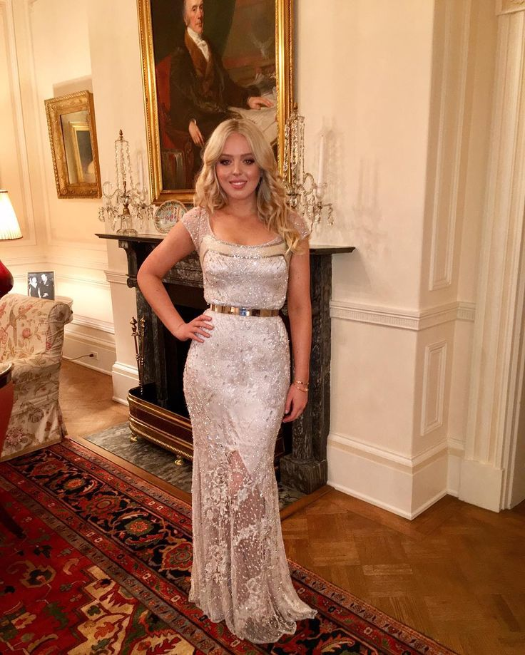 """84.4k Likes, 4,355 Comments - Tiffany Ariana Trump (@tiffanytrump) on Instagram: """"What an amazing evening! So grateful for all of the support! Looking forward to today  Thank you…"""""""