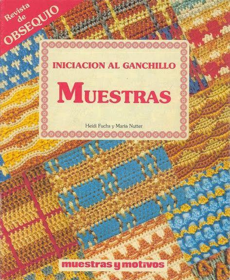 Revistas de manualidades Gratis: Muestras en crochet