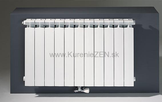 Hliníkový radiátor SOLAR 350x2