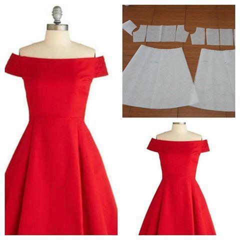 Sabrina sleeve dress pattern. (This pattern need a very acurrate measurement)  Order by click our link/ line : modelliste  #modellistepattern#pattern#polaatan#polabaju#polapakaian#jualpola#pola#polaonlineshop#polagamis#polakebaya#poladress#polaqibao#kebayapattern#gamispattern#bajumuslim#polasabrinadress#sabrinadress#sabrinasleeve#sabrinadresspattern