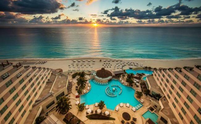 5 de Los mejores hoteles todo incluido:  Ocúpate de disfrutar y nada más; hospédate en un hotel 'todo incluido'. (Foto: Cortesía ME Cancún)