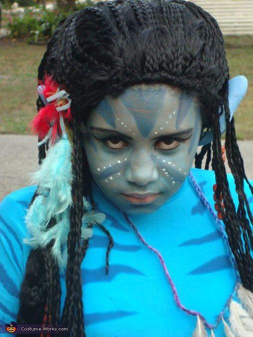 Avatar Costume - Halloween Costume Contest via @Costume Works