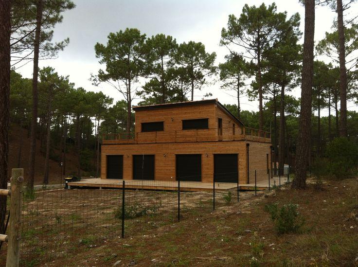 Construction AMI BOIS en Aquitaine www.ami-bois.fr