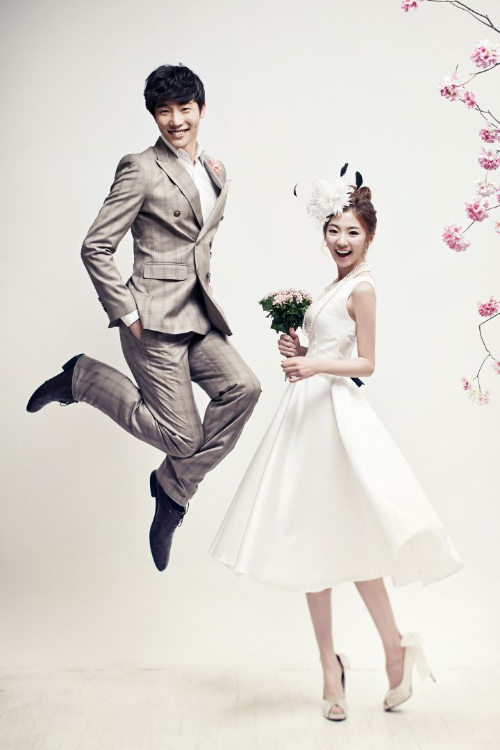 Korea Pre-Wedding Studio Photography by May Studio on