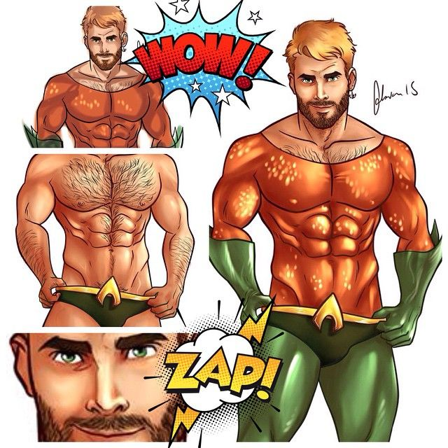 from Pablo cartoon gay nude aquaman